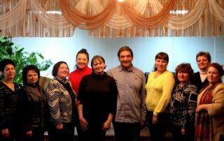 Солист Большого театра Валерий Гильманов на встрече в Детской музыкальной школе №2
